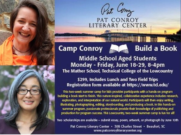 Camp Conroy: Build a Book