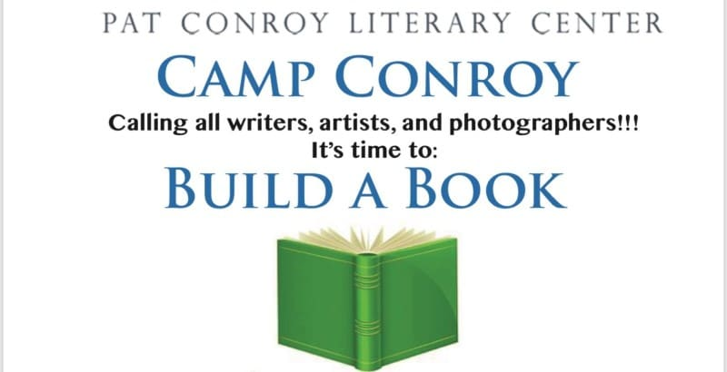 Camp Conroy: Build a Book – 2019