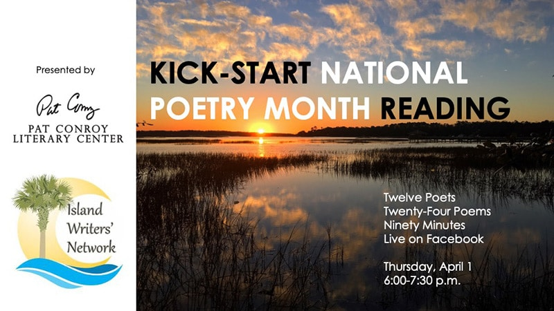 national poetry month reading