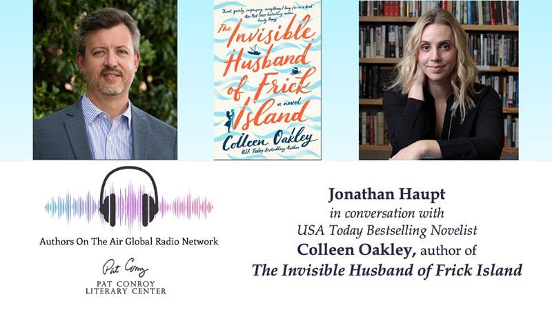 podcast with Colleen Oakley