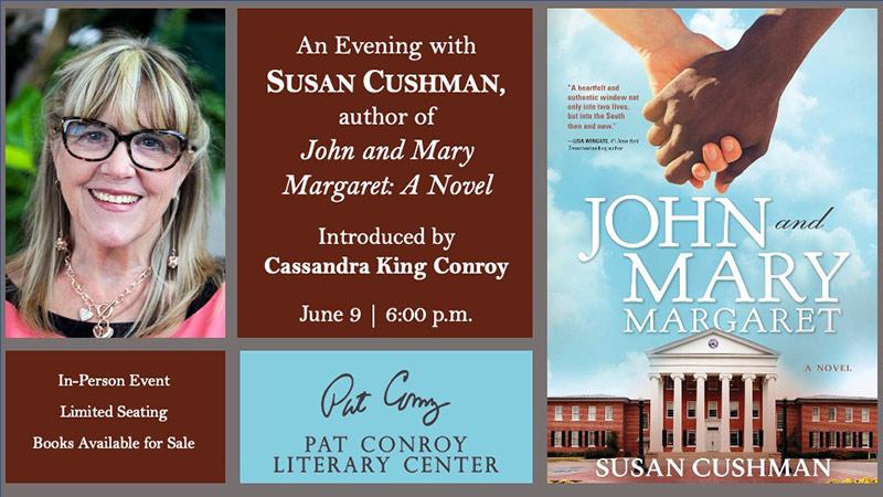 evening with Susan Cushman