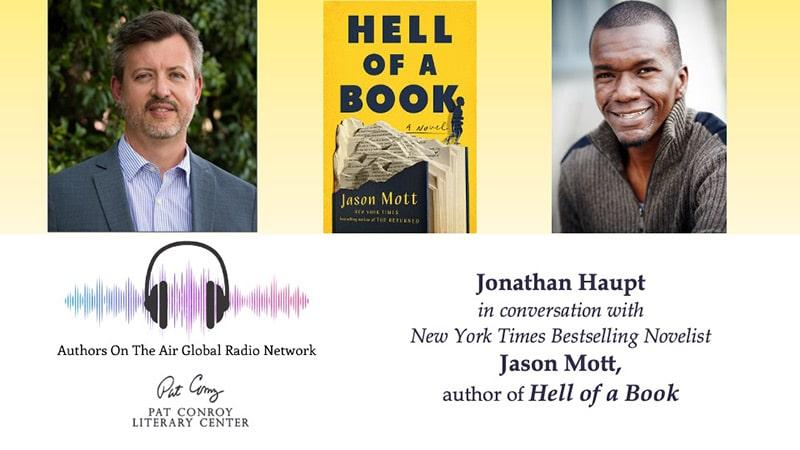 Podcast with Jason Mott