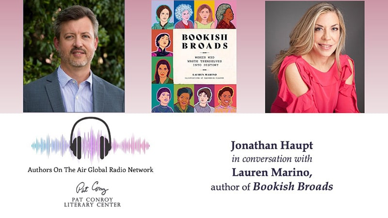Podcast with Lauren Marino