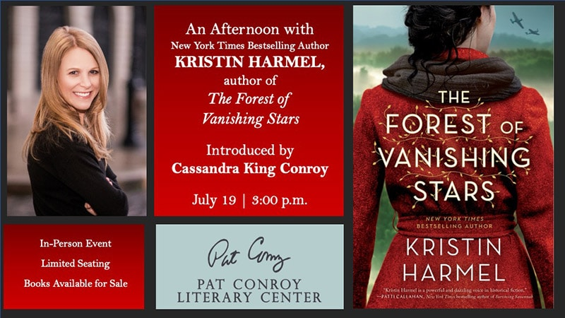 Afternoon with Kristin Harmel