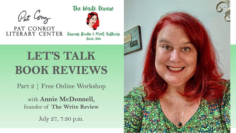 book reviews with annie mcdonald