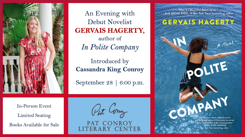 evening with Gervais Hagerty