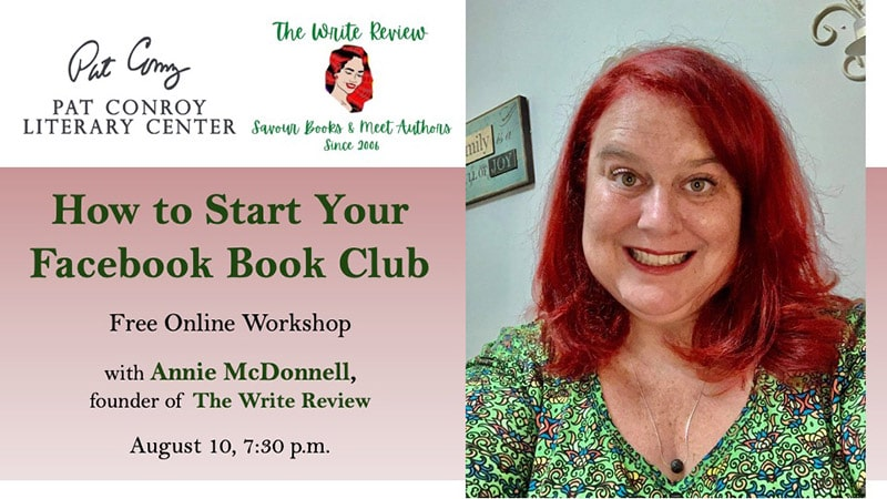 start facebook book club