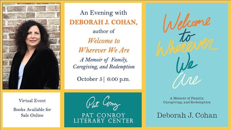 evening with Deborah Cohan
