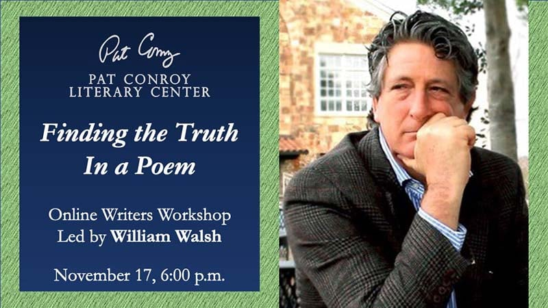 workshop with william walsh