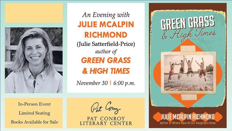 Evening with Julie Mcalpin Richmond