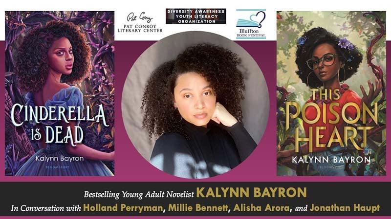 Kalynn Bayron at Bluffton Book Festival